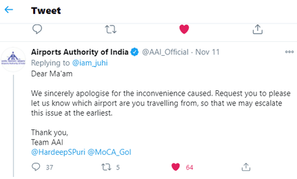 Response from Team AAI