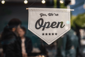 business open during Covid-19