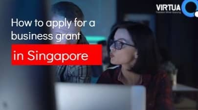 Govt grant for startups and smes